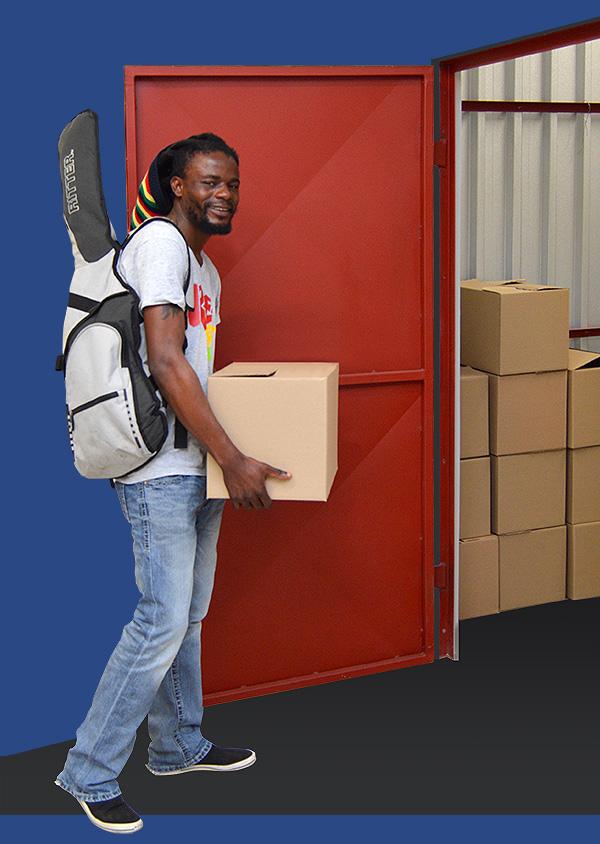 Excess Storage Units